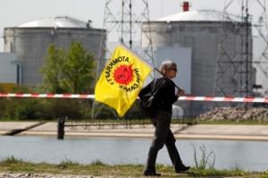 フランス、フェッセンアイム原子力発電所