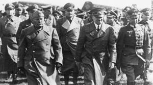 ヒトラー・ムッソリーニ