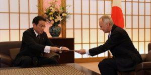 英国離脱日本外相