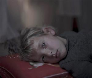 難民子供 1