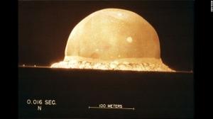 原爆実験第1号