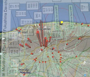 福島放射線量 5