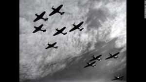 英空軍1940年