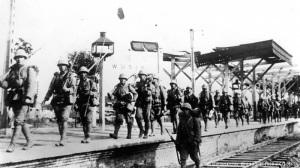 無錫の日本軍DW