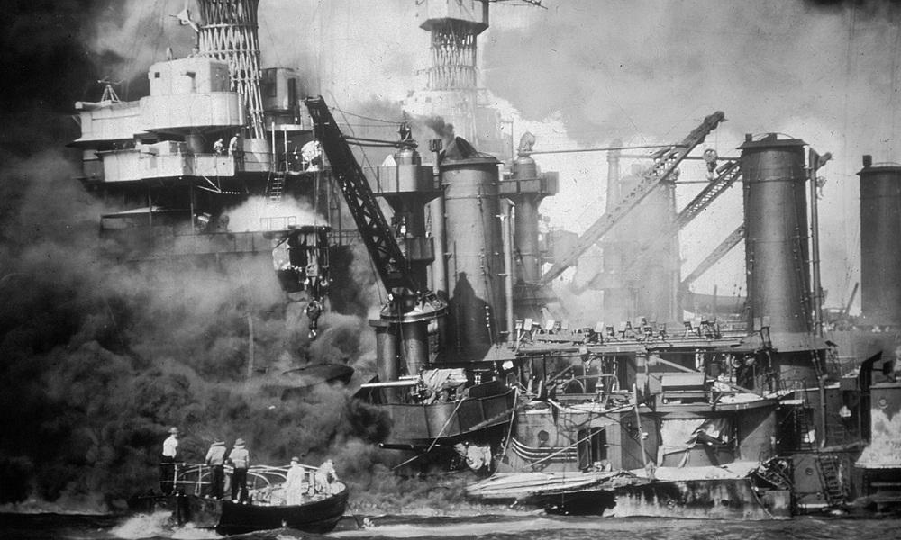 真珠湾攻撃、日本の目論見とアメ...
