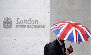 英国株式市場