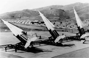 冷戦ミサイル
