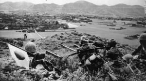 日本軍・舟山列島