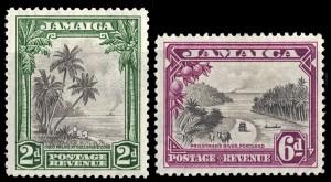 ジャマイカ 1932年発行
